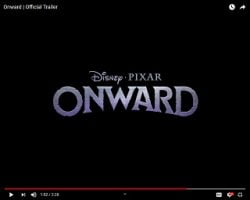 "Tom Holland, Chris Pratt In Pixar's ""Onward"" Trailer"