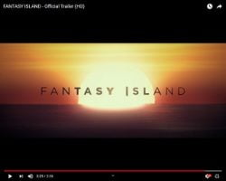 "Trailer For Sick Version Of ""Fantasy Island"""