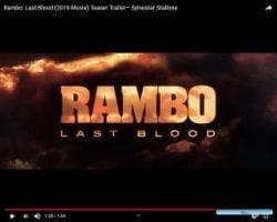 """Rambo: Last Blood"" Trailers Shows Us Rambo's Niece"