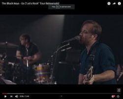 Watch the Black Keys Rehearse Fiery New Single 'Go'