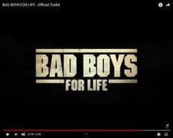 """Bad Boys for Life"" Drops Trailer"