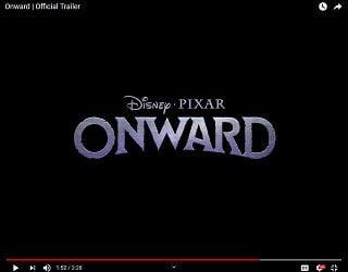 "Tom Holland, Chris Pratt In Pixar's ""Onward"" Trailer"