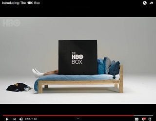 HBO Gave Away Gigantic Cardboard Boxes To College Students For Streaming