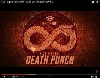 Five Finger Death Punch Hypes Comeback Album