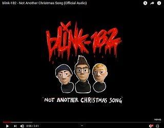 Blink-182 Drops Christmas Song