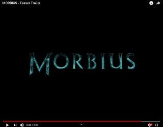 "Jared Leto In First ""Morbius"" Trailer"