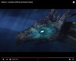 """Volbeat Release New Animated Video for """"Leviathan"""""""
