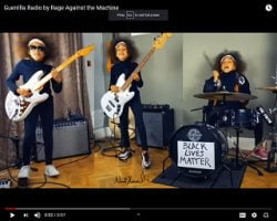 Tom Morello Approves Of 10-Year-Old's Rage Against The Machine Cover