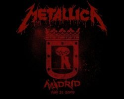 METALLICA MONDAY: LIVE IN MADRID