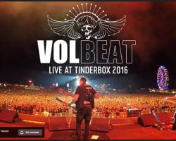 VOLBEAT: Live at Tinderbox Festival 2016