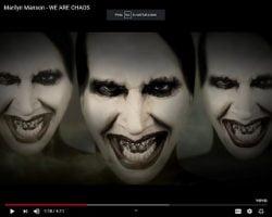 Marilyn Manson Announces New Album