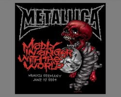 #MetallicaMondays Falls Madly In Anger With The World