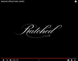 """Sarah Paulson in First Trailer for Ryan Murphy's """"Ratched"""""""