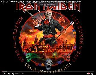 Iron Maiden Previews Live Album