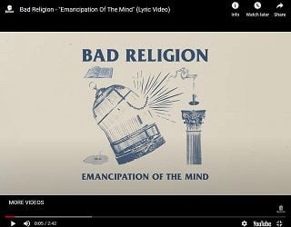 Bad Religion Release New Song In Honor Of Joe Biden's Inauguration