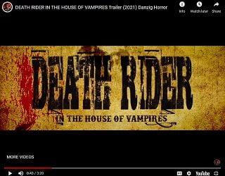 Glenn Danzig Drops Trailer For Vampire Western Flick