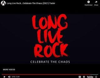 """Rockers Prove """"Rock Isn't Dead"""" In New """"Long Live Rock"""" Doc"""