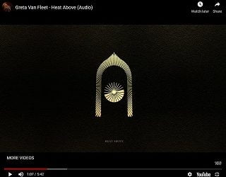 Greta Van Fleet Drops New Single