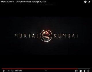 "New ""Mortal Kombat"" Trailer"
