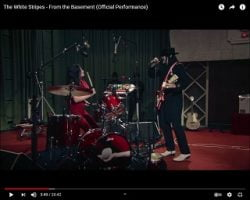 """White Stripes """"From The Basement"""" Set Streaming For First Time"""