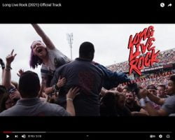 """Halestorm Covers The Who For """"Long Live Rock"""" Film"""