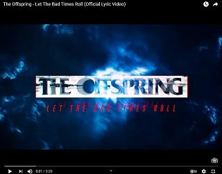 The Offspring Announces First Album In Nine Years