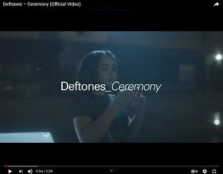 """Deftones Team Up With """"The Invisible Man"""" Director For New Music Video"""