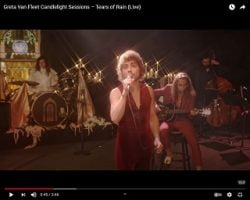 Greta Van Fleet Share New Performance Video