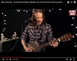 Myles Kennedy Covers Black Sabbath
