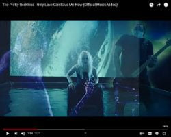 Pretty Reckless Drops New Music Video Featuring Soundgarden Members