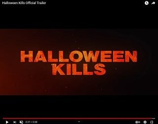 """Jamie Lee Curtis & Michael Myers Face Off Again In """"Halloween Kills"""" Trailer"""