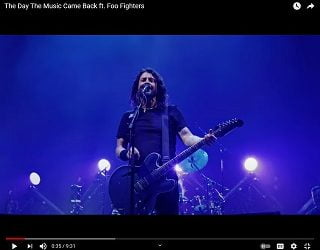 Foo Fighters Release Doc On Madison Square Garden Comeback Concert