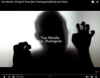 Tom Morello Drops New Solo Track