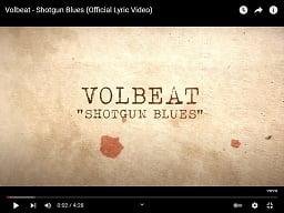 Volbeat Shares 'Shotgun Blues,' Announces New Album