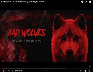 Bad Wolves Get Heavy On Second 'Dear Monsters' Single 'House of Cards'